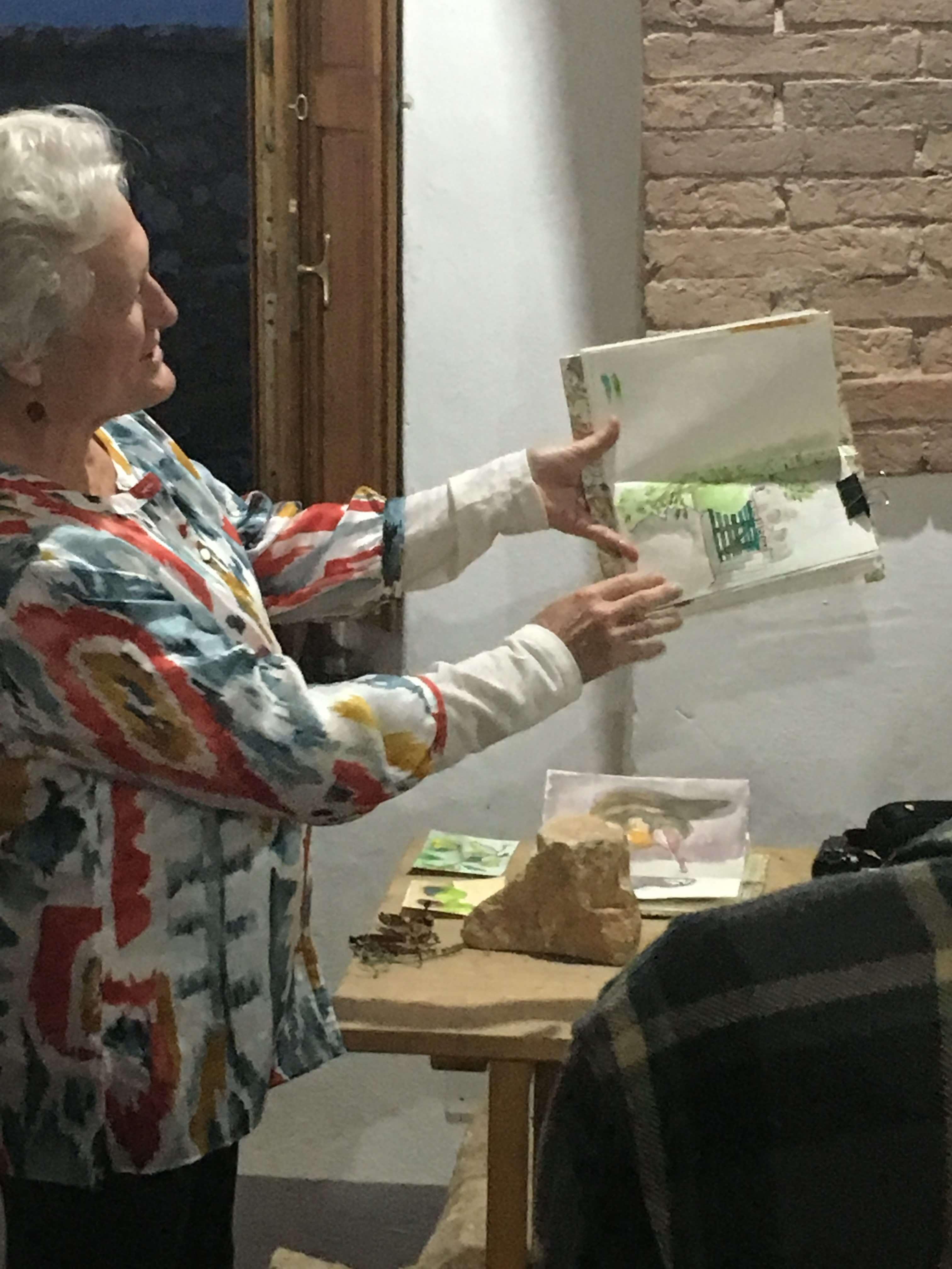 Art Show - Spannocchia