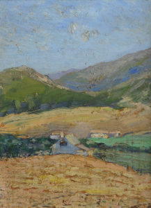 Field, Carmel Valley - Jane Gallatin Powers