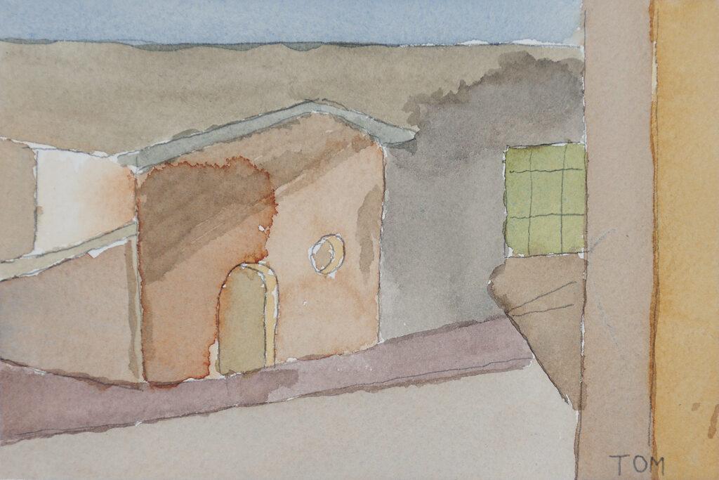 Orvieto Study III