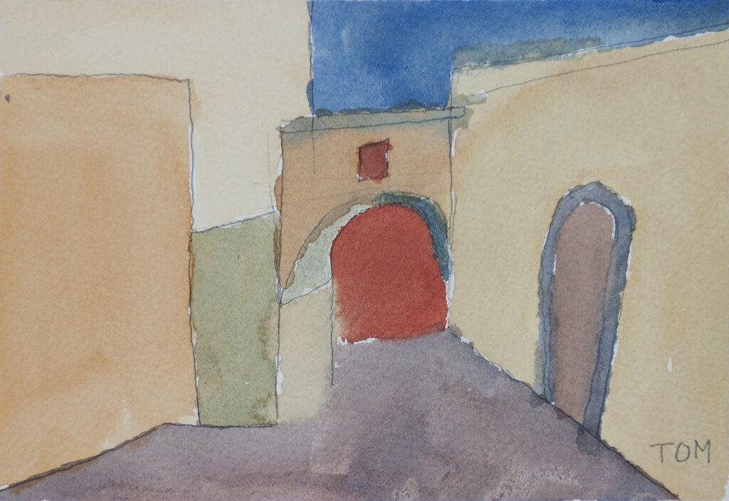 Orvieto Study II
